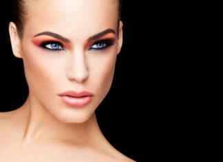 Optyczne powiększanie oczu - triki makijażowe