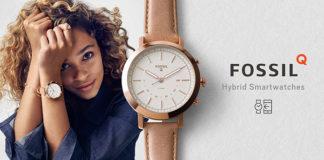 zegarki damskie fossil q